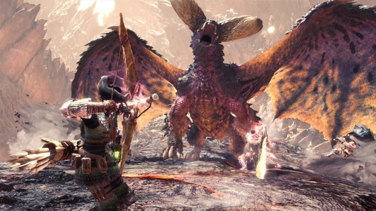 Monster Hunter World Update 2.01 – Patch Notes