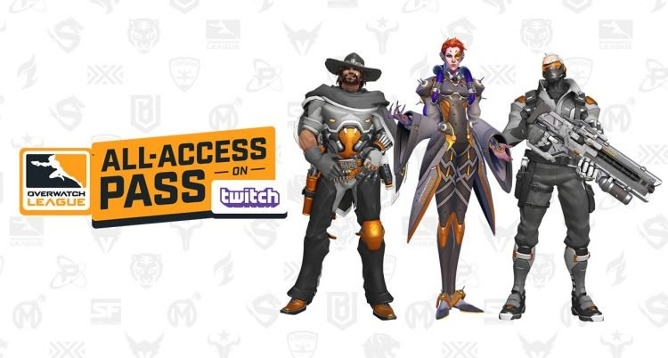 Overwatch Hanzo's 8 Second Scatter Arrow, All Access Twitch Pass Contents, & Patch 2.38 Notes