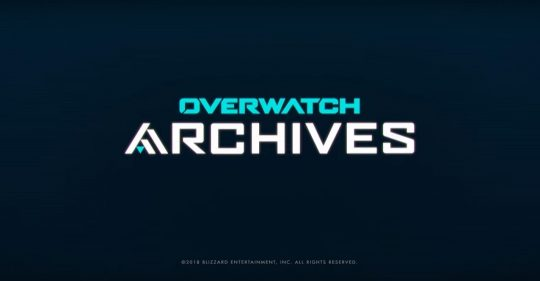Overwatch Uprising Is Now Overwatch Archives