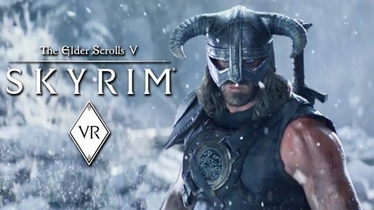 The Elder Scrolls V: Skyrim VR is now available on PC