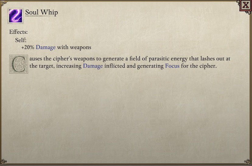 By Photo Congress || Pillars Of Eternity Eder Weapon Focus