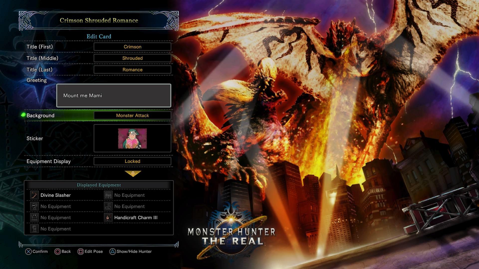 Monster Hunter World: All Guild Card Titles | Fextralife