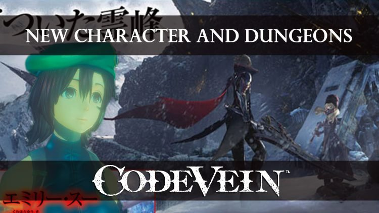 Code Vein Shares New Character, Dungeon and Hammer Attacks via Famitsu