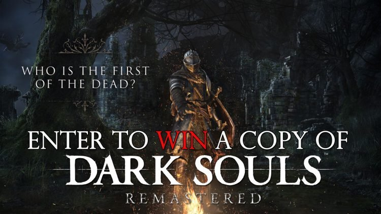 Dark Souls Remastered Giveaway