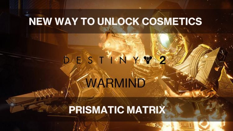 Destiny 2 Players Able to Unlock Cosmetics More Easily in Season 3