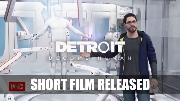First of Four Short Films Released about Detroit: Beyond Human