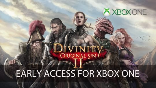 Divinity: Original Sin II Comes to Xbox One Early via Xbox One Preview