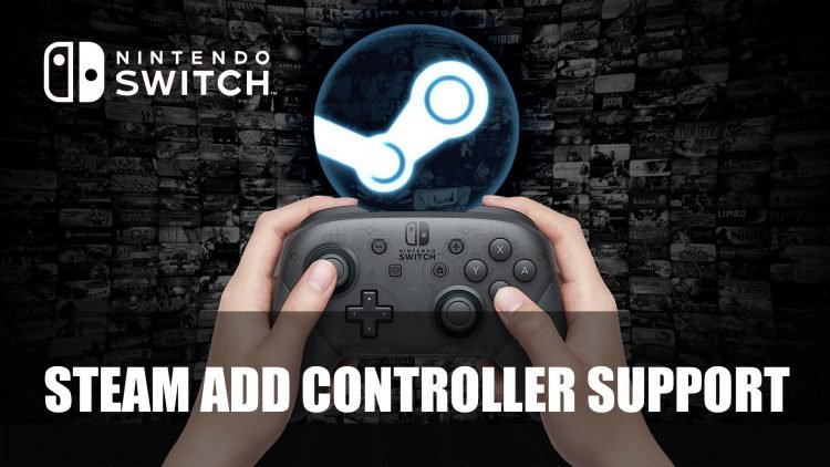 Steam Adds Support for Nintendo Switch Pro Controller in Latest Beta