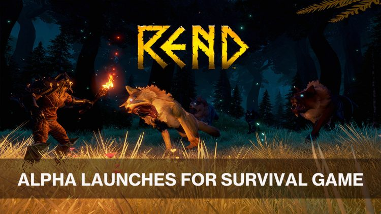 Faction Based Survival RPG Rend Goes into First Public Alpha Test