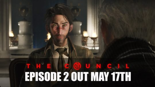 The Council Episode Two: Hide and Seek Available on May 17
