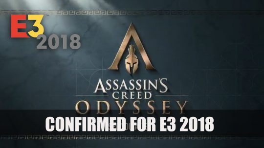 Assassin's Creed Odyssey Confirmed by Ubisoft in E3 2018 Trailer
