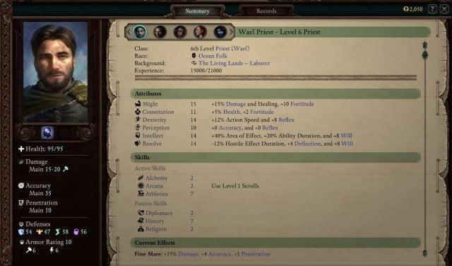Pillars Of Eternity 2 Cipher Dps Build