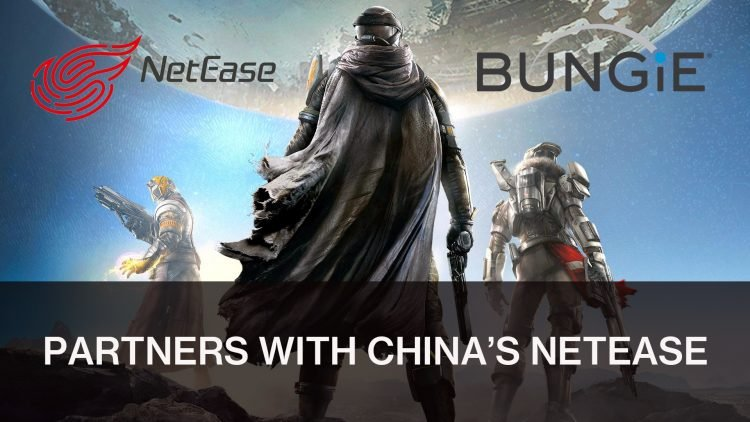 Bungie Gets Lucrative Investment from New Partnership with Chinese Game Company