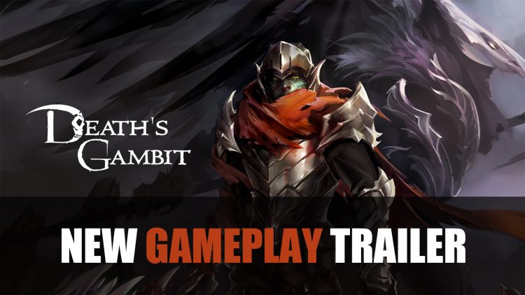 Adult Swim Games Release Gameplay Trailer for Death's Gambit