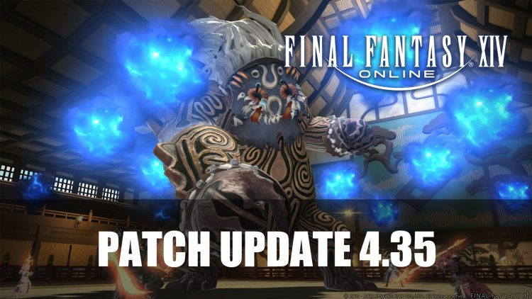 Final Fantasy XIV Update 4.35 Release Date and Screenshots