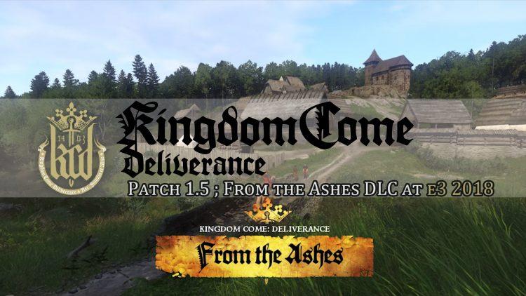 kingdom come deliverance ps4 lockpicking patch
