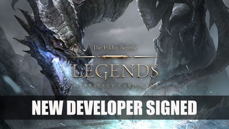 The Elder Scrolls: Legends Gets New Developer