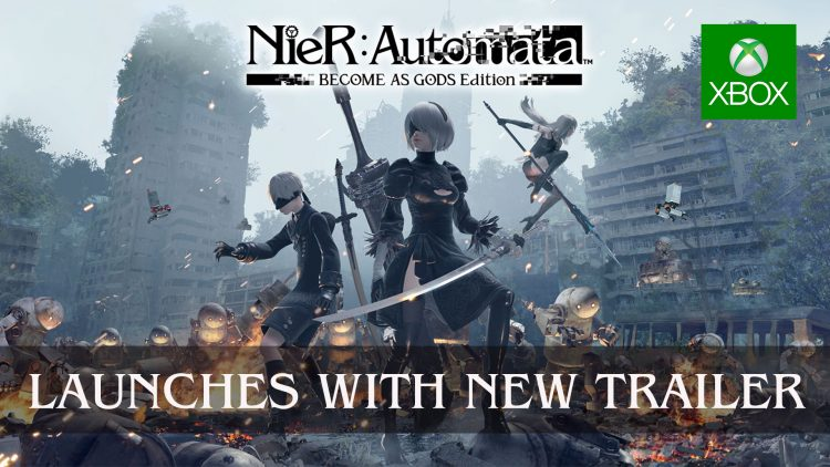 NieR: Automata Releases on Xbox One with Launch Trailer