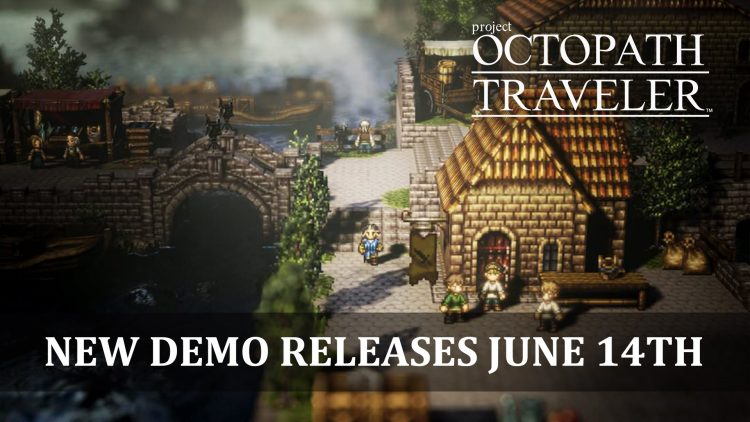 Nintendo Announces New Octopath Traveler Demo