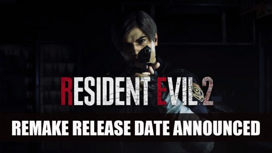 Resident Evil Remake Release Date Announced