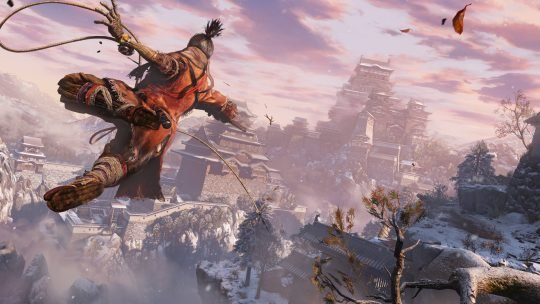 Sekiro Wins Game of the Year at TGA 2019