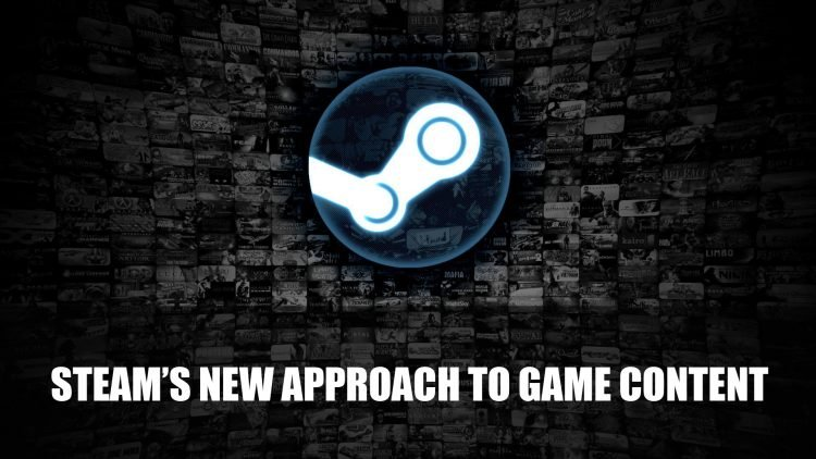 Steam Changes Approach Will Now Accept All Games Unless They Are Illegal or Trolling