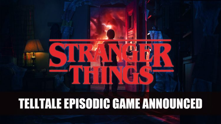 Telltale to Develop a Stranger Things Episodic Game