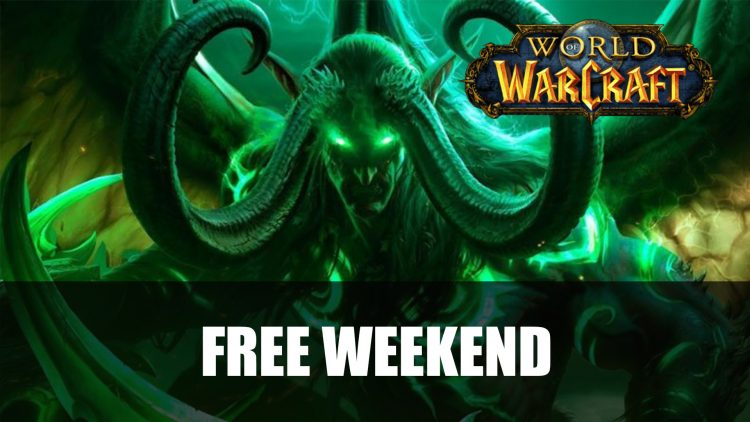 World of Warcraft Free to Play for Lapsed Subscriptions