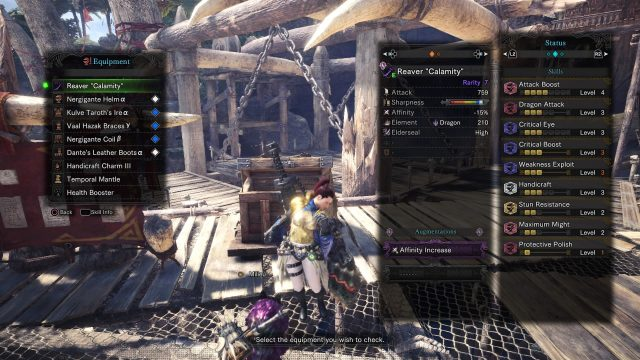 Mhw Slots Explained