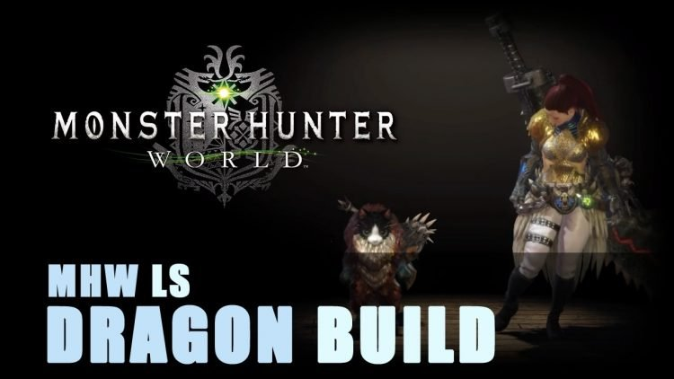 MHW: Dragon Longsword Build