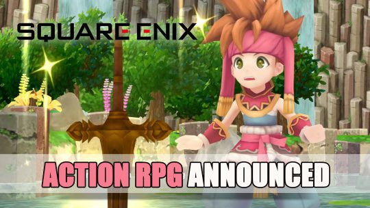 Square Enix Business Division 8 Are Developing an Action RPG for PS4 and Nintendo Switch