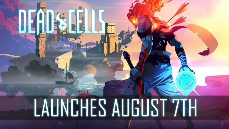 Dead Cells Releases on All Platforms on August 7th 2018; Pre-Order Editions