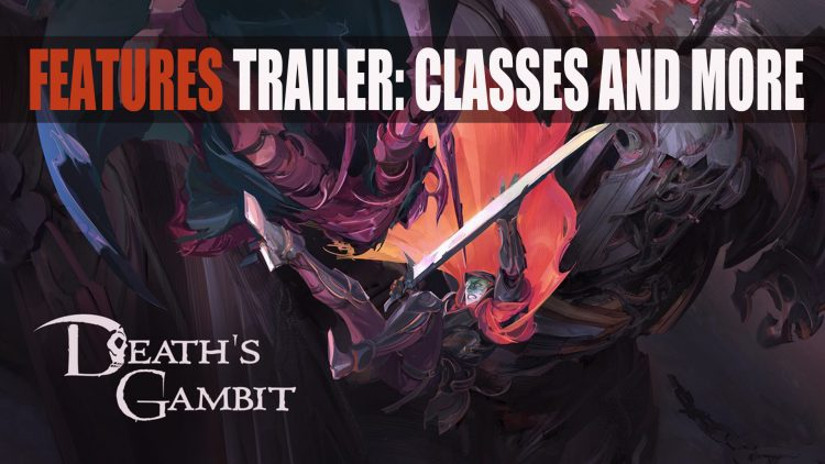 New Death's Gambit Trailer Features More Details