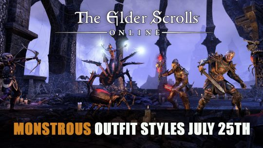 ESO Limited Time Only Monstrous Outfits