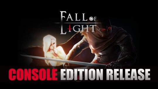 Story-driven Dungeon Crawler Fall of Light: Darkest Edition announced for Console
