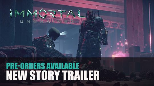 Immortal: Unchained Releases New Story Trailer