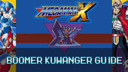 Mega Man X: Tower Stage & Boomer Kuwanger Guide