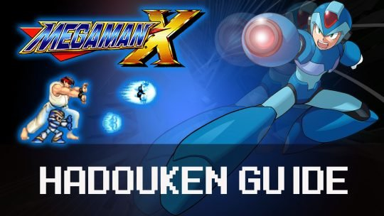 Mega Man X: Finding & Acquiring the Hadouken