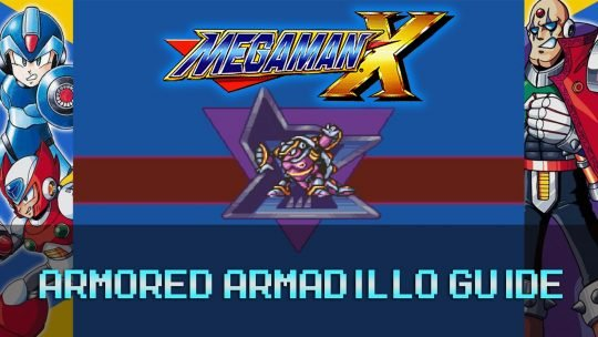 Mega Man X: Gallery Stage & Armored Armadillo Guide
