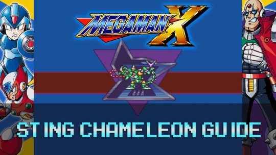 Mega Man X: Forest Stage & Sting Chameleon Guide