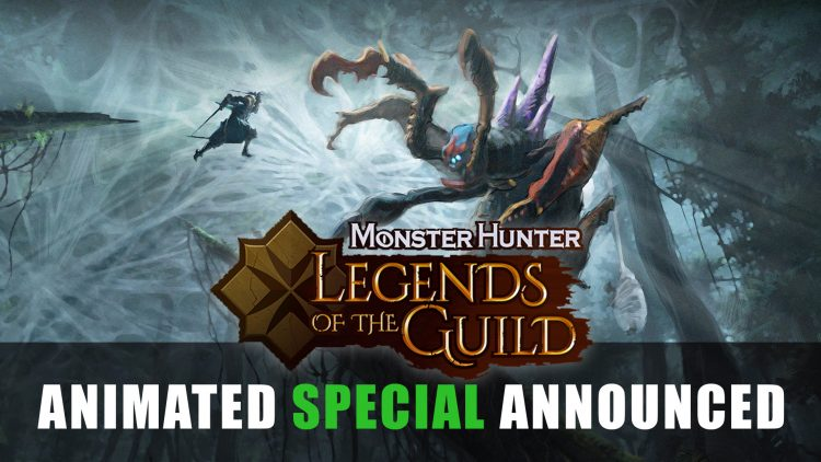 Monster Hunter to Get 3D Animated Special