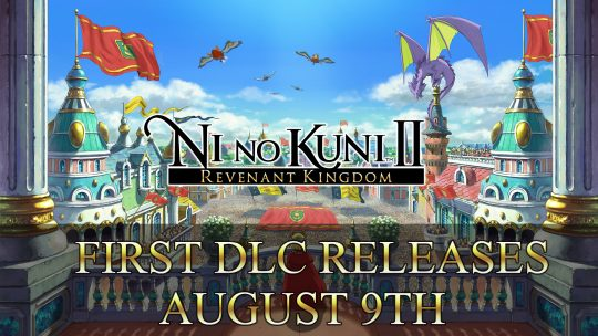Ni No Kuni 2's Season Pass Content