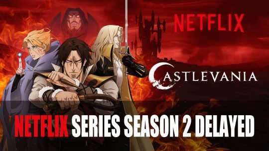 Castlevania Season Two Delayed to October 26, 2018