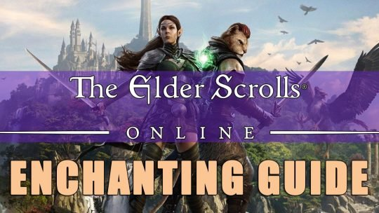 ESO Enchanting Guide: Glyphs, Kutas and Fast Leveling