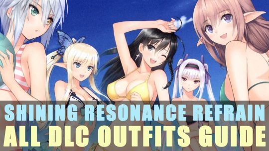 Shining Resonance Refrain: All DLC Outfits Guide