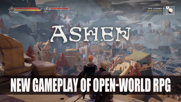 Ashen Gets New Gameplay Video from Gamescom 2018