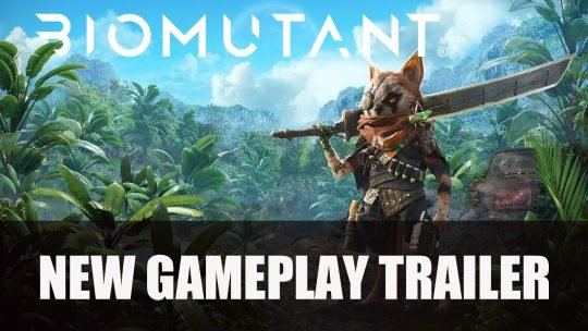BioMutant Gets New Gameplay Trailer for Gamescom 2018