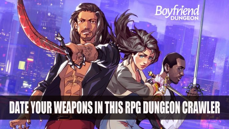 Boyfriend Dungeon Crawler Lets You Date Your Weapons