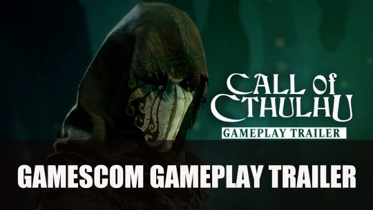 Call of Cthulhu's New Gameplay Video Explores Eerie Hawkins Mansion