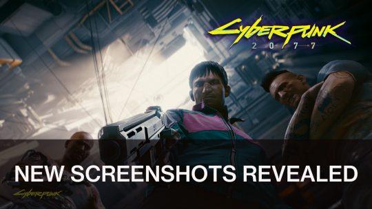 Cyberpunk 2077 Reveal New Screenshots at Gamescom 2018